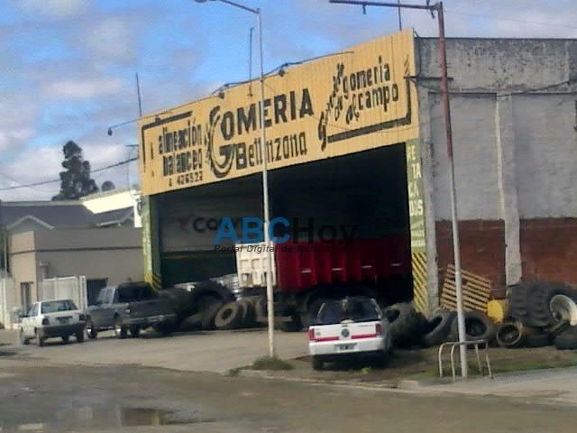 Boqueteros robaron la caja fuerte de la Gomer�a Bellinzona