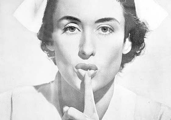 No siempre el silencio es salud