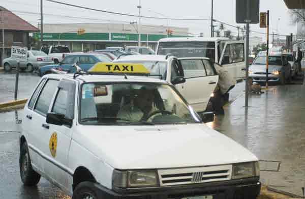 Taxis: la bajada de bandera ya est� a 9 pesos