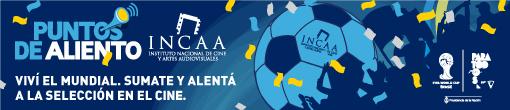 Proyectar�n el partido de Argentina en pantalla gigante en el Espacio Incaa