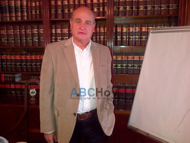 Jorge Dames: �La ordenanza ataca principios constitucionales b�sicos�