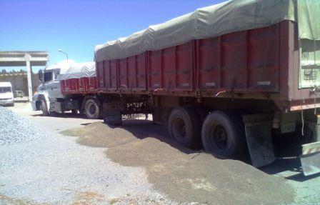 El Municipio y la Provincia avanzar�n en el control de carga de camiones
