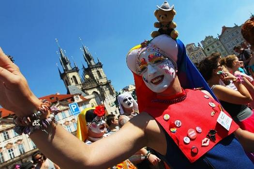 El Prague Pride cierra la temporada europea