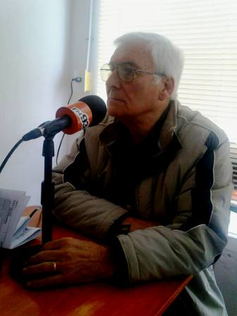 Llega hoy el Dr. Daniel Salvador