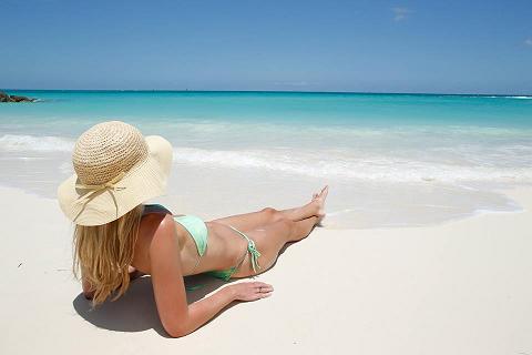 En Bahamas, sentirse en el para�so es lo cotidiano