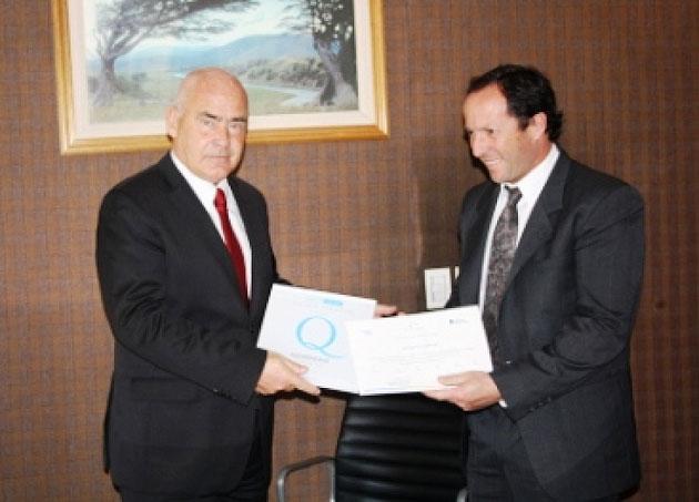 El Ministerio de Turismo de Naci�n reconoci� a Horizonte Vertical