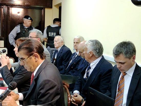 Monte Peloni: Con lectura de la causa, comenz� el juicio