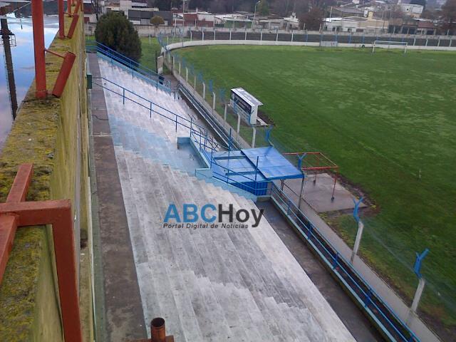El Municipio entreg� a la Liga planos de las nuevas tribunas