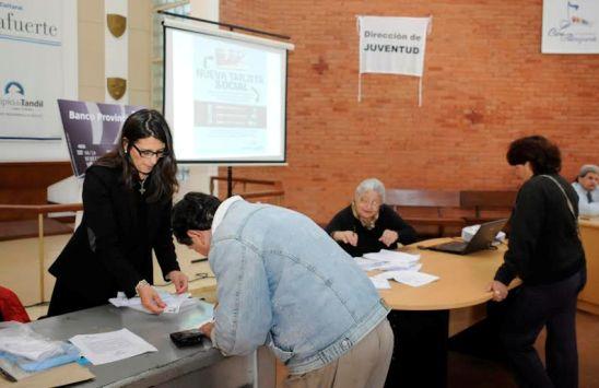 El municipio bancariz� el programa nutricional