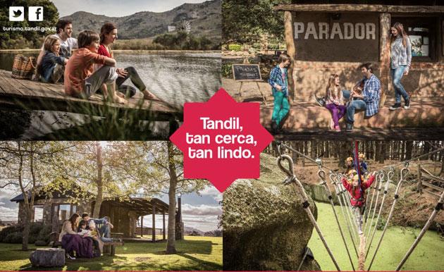 Turismo de Tandil presenta imagen y slogan renovados