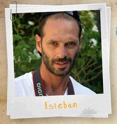Esteban Mazzoncini: Un viajero curioso