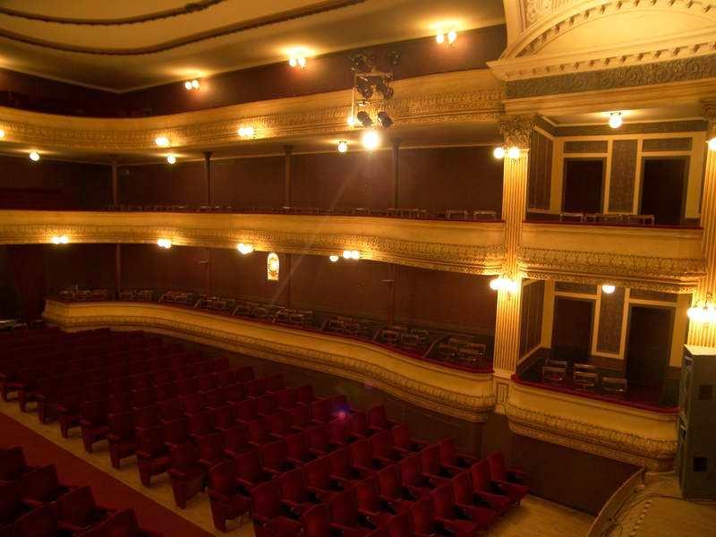 El Teatro Espa�ol de Azul distinguido con un Premio de la UBA