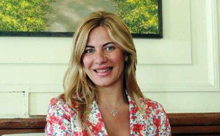 Nora De Luc�a estar� ma�ana en Rauch