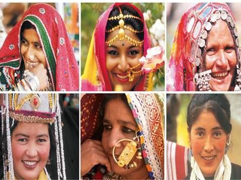 La India en Tandil, muestra cultural