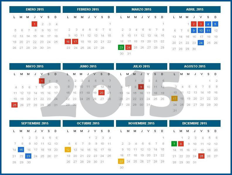 Feriados 2015: organiz� tus escapadas