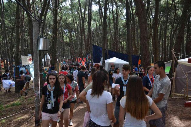 Finaliz� III Encuentro Nacional de Scouts