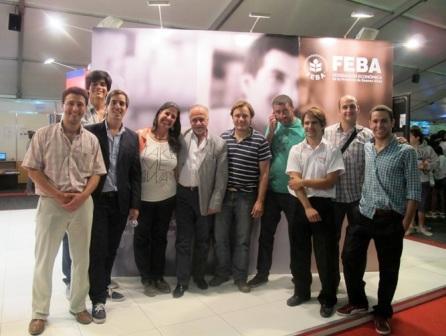 Delegaci�n en la Expo Industria de Mar del Plata