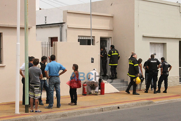 Ernesto Palacios: �Barrios estaba muy desequilibrado, pero no vi que tuviera un explosivo�