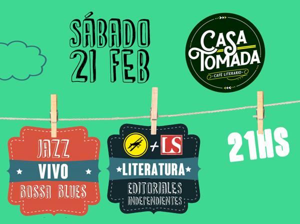 Jazz y literatura en Casa Tomada