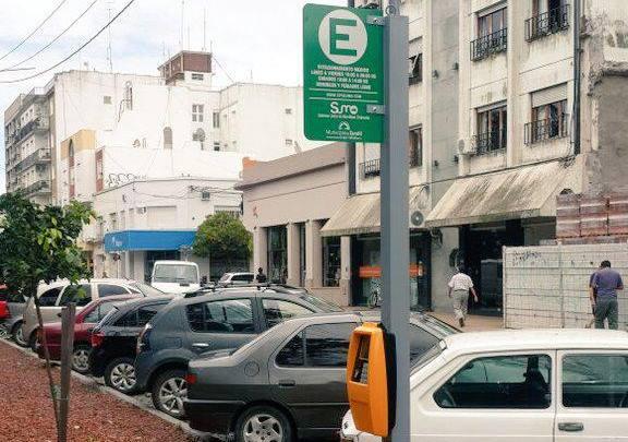 Entr� en vigencia el nuevo sistema de estacionamiento medido