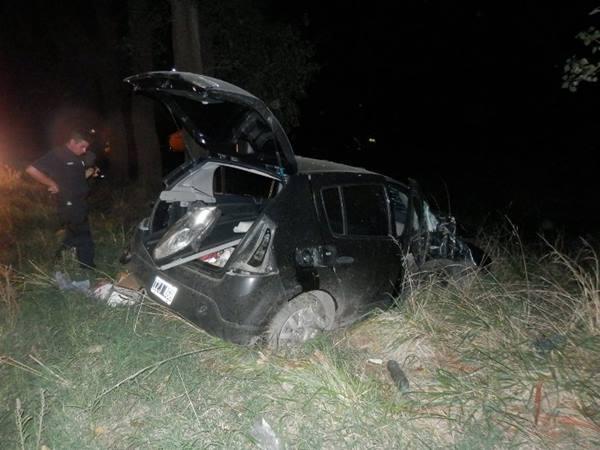 Tandilense muri� al accidentarse en la Ruta 51 a la altura de Saladillo