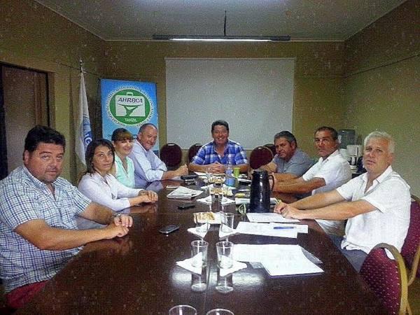 El flamante Director de Turismo ser reuni� con integrantes de la Asociaci�n de Hoteles de Tandil