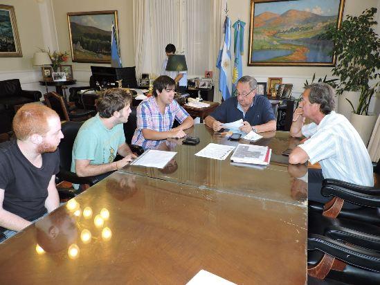 Subsidio para el Centro de Integraci�n Tandilense en Buenos Aires