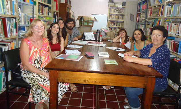 Voluntariado �La Biblio en la comunidad�