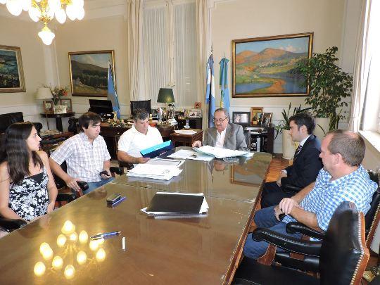 El municipio cedi� en comodato un predio al Club Villa Aguirre