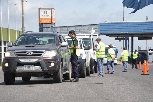 La Provincia refuerza los controles viales por el fin de semana largo
