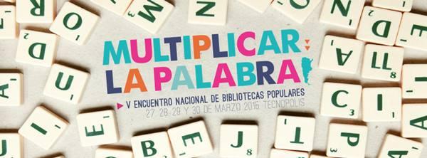 Participaci�n en Encuentro Nacional de Bibliotecas Populares