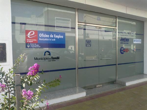 La Oficina de Empleo ahora funcionar� en Rodr�guez 1170