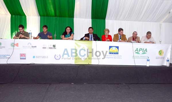 Alejandro Bonadeo fue elegido presidente de los Ingenieros agr�nomos de Am�rica