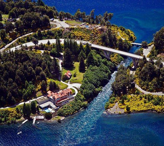 Villa La Angostura, elegida como uno de los destinos m�s populares de Am�rica del Sur