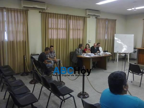 Juicio Maciel: El fiscal pidi� perpetua para Molina y 11 a�os para Concha