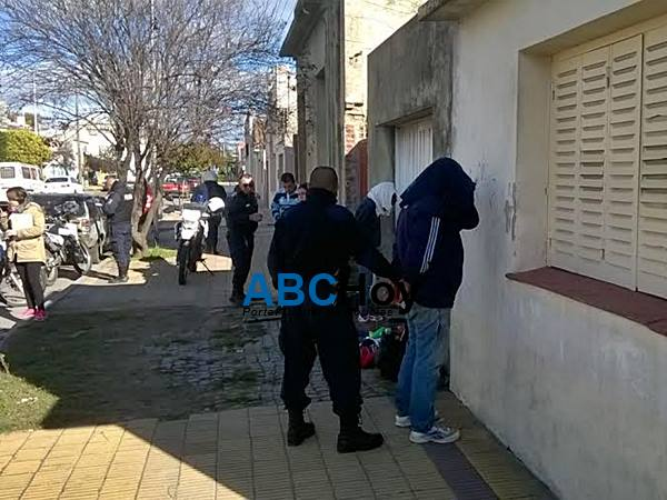 Detuvieron a otros dos implicados en el robo al Club H�pico