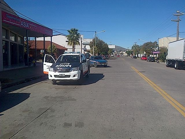 Motociclista se accident� en la avenida Balb�n