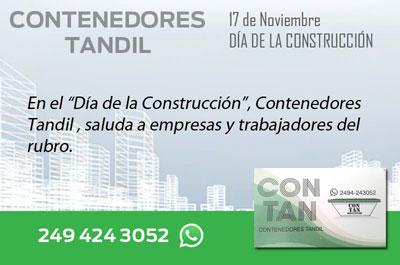 Contenedores Tandil