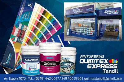Quimtex Express Tandil