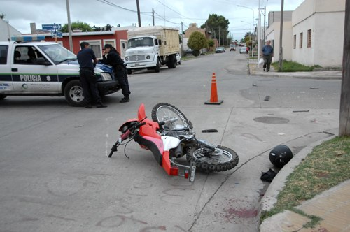 Accidente en Colombia y Hait�