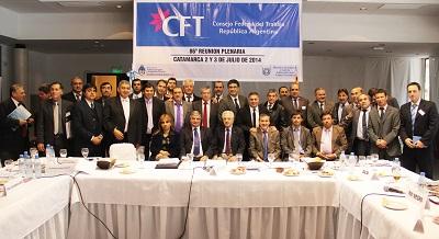 Sesion� el Consejo Federal del Trabajo en Catamarca