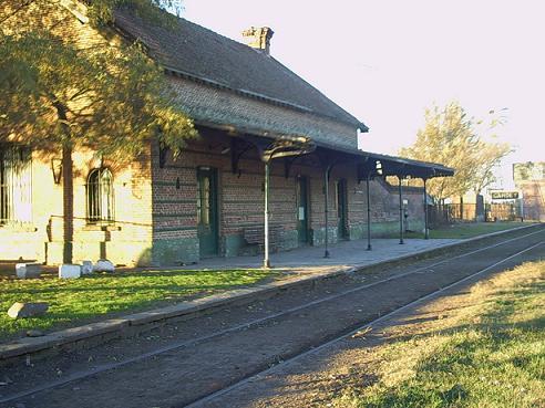 Con mucha expectativa se inaugura el Tren tur�stico a Gardey