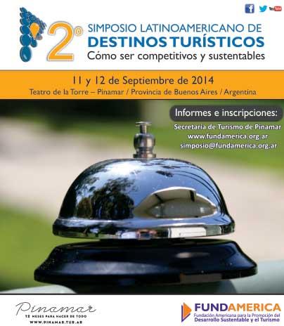 Pinamar ser� sede del II Simposio Latinoamericano de Destinos Tur�sticos