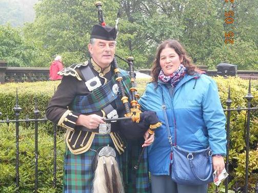 Dos d�as en Edimburgo. Castillos, leyendas y gaiteros