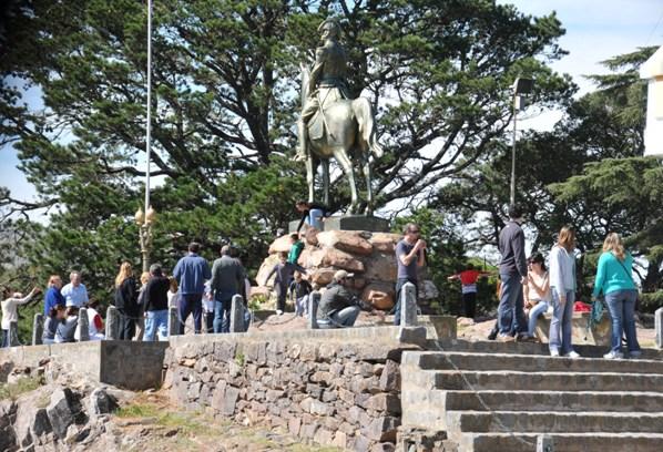Exitoso comienzo de la segunda etapa del a�o para el turismo de Tandil
