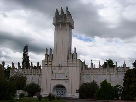 Se declar� Monumento Hist�rico Nacional a la Municipalidad, las plazas y la Delegaci�n de Miranda