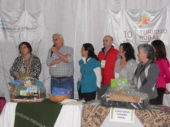 Exitoso Encuentro Regional de Turismo Rural