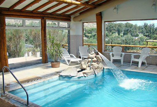 Coraz�n de la Sierra inaugura su piscina mineralizada