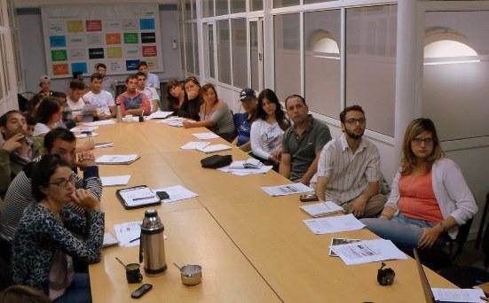Nuevo taller de apoyo para microempresas