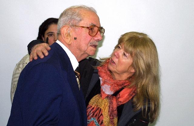 Almuerzo homenaje a don Pepe Silva